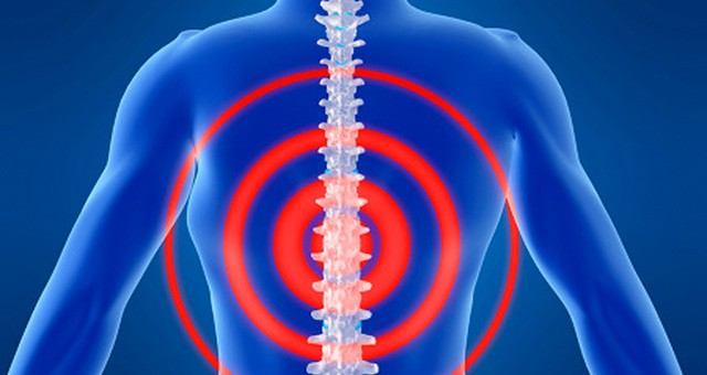 Dor nas costas: campeã em afastamento do trabalho